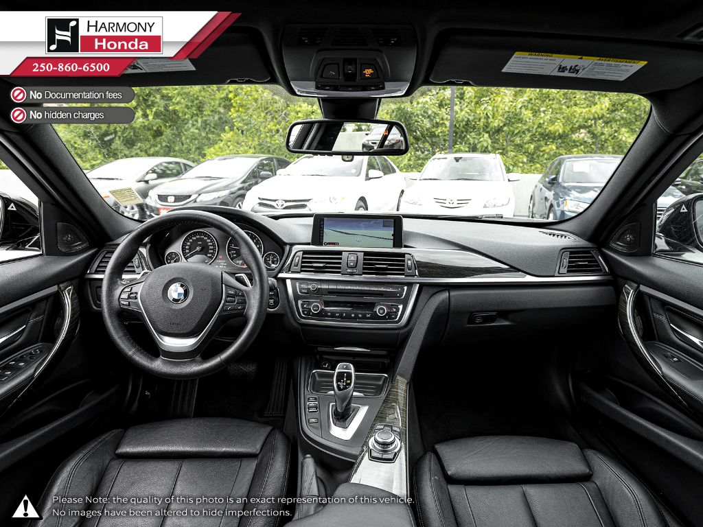 Grey 2013 BMW 3 Series TV / Special Photo in Kelowna BC