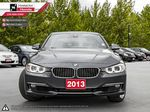 Grey 2013 BMW 3 Series Left Front Interior Photo in Kelowna BC