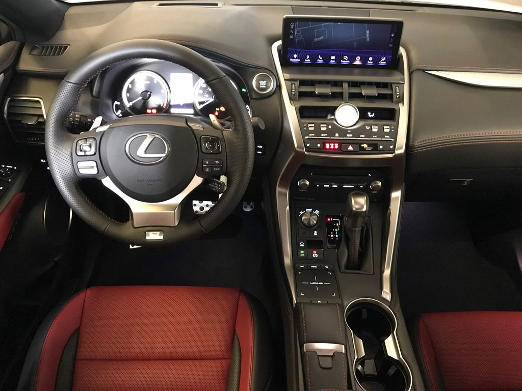 Atomic Silver 2020 LEXUS NX 300 F Sport Series 3 Additional Photo in Edmonton AB