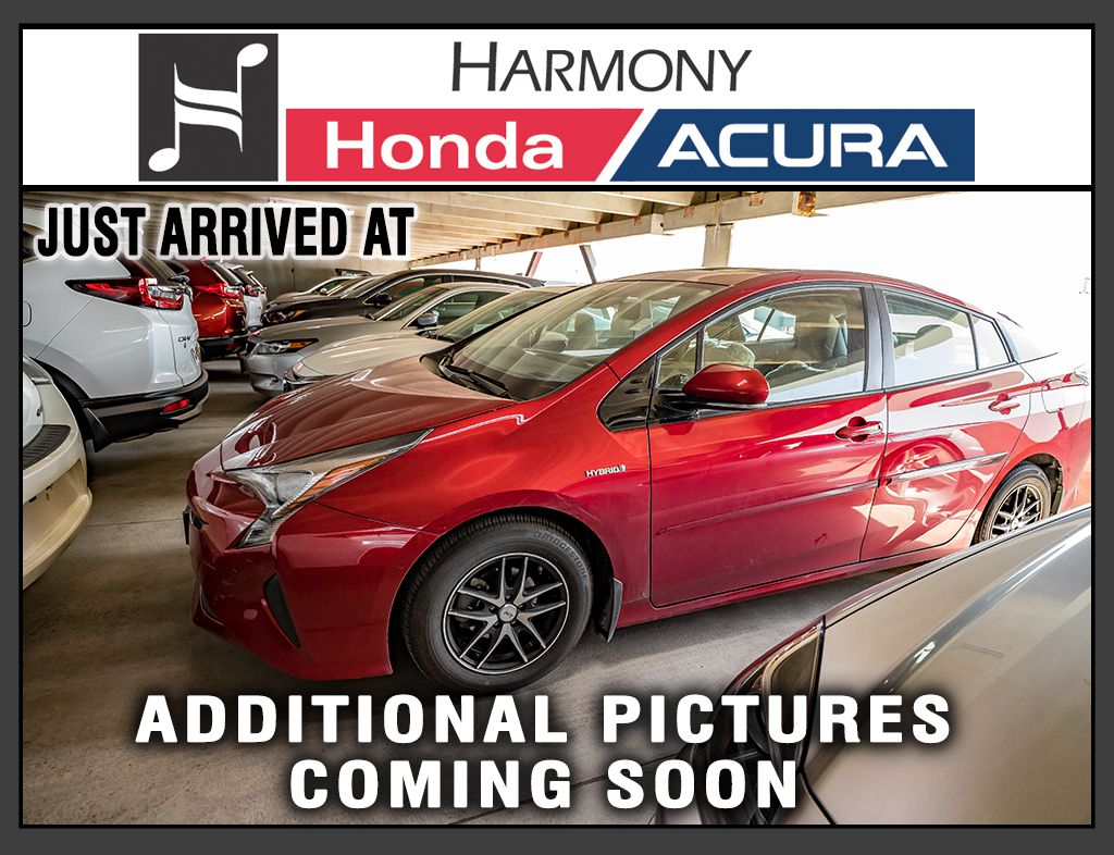 Red[Hypersonic Red] 2017 Toyota Prius