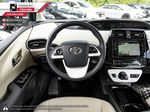 Red [Hypersonic Red] 2017 Toyota Prius Rear Seat Photo in Kelowna BC