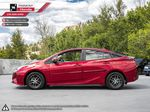 Red [Hypersonic Red] 2017 Toyota Prius Odometer Photo in Kelowna BC