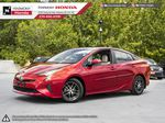 Red [Hypersonic Red] 2017 Toyota Prius Primary Listing Photo in Kelowna BC