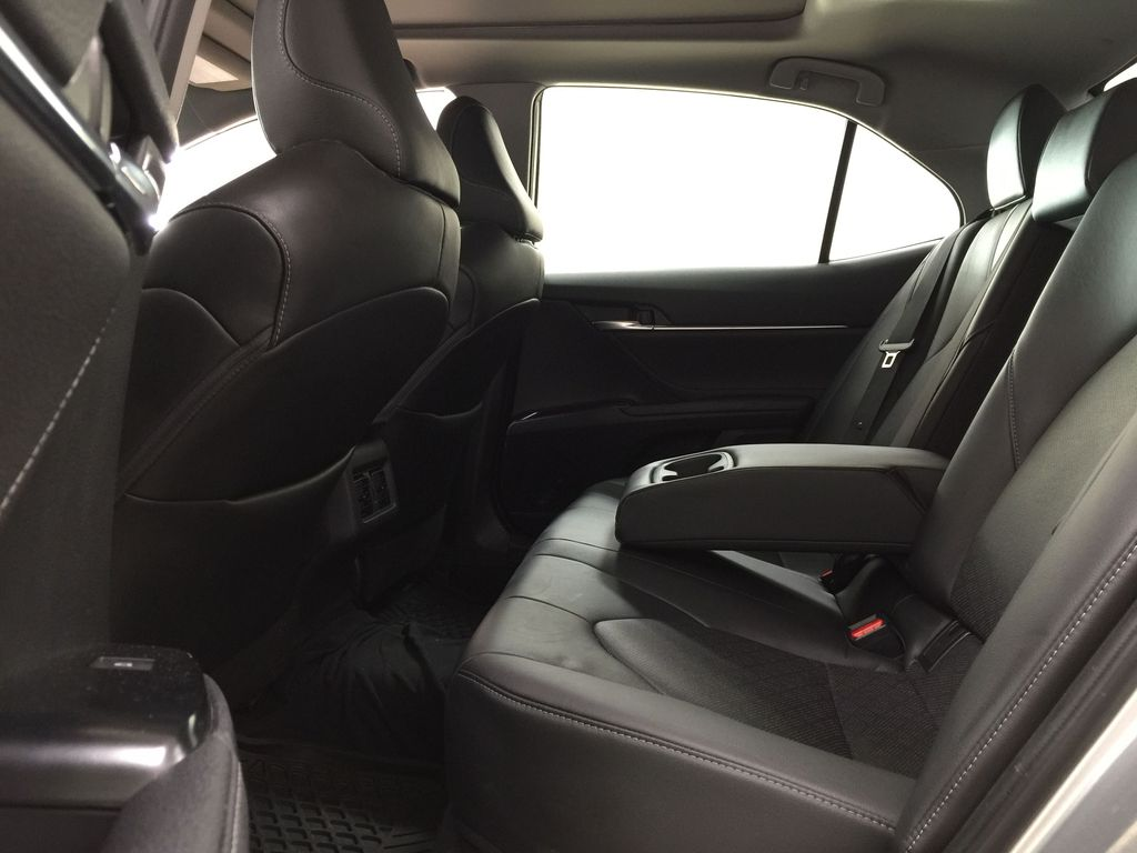 2018 Toyota Camry XSE V6 Left Side Rear Seat  Photo in Sherwood Park AB
