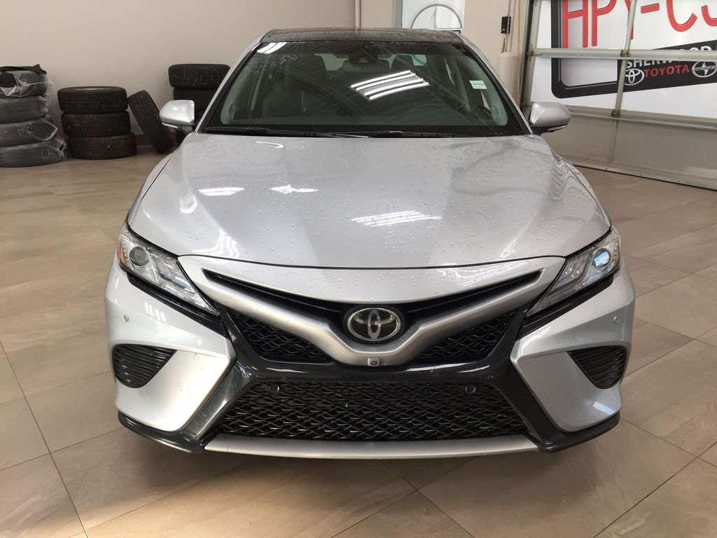 2018 Toyota Camry XSE V6 Front Vehicle Photo in Sherwood Park AB