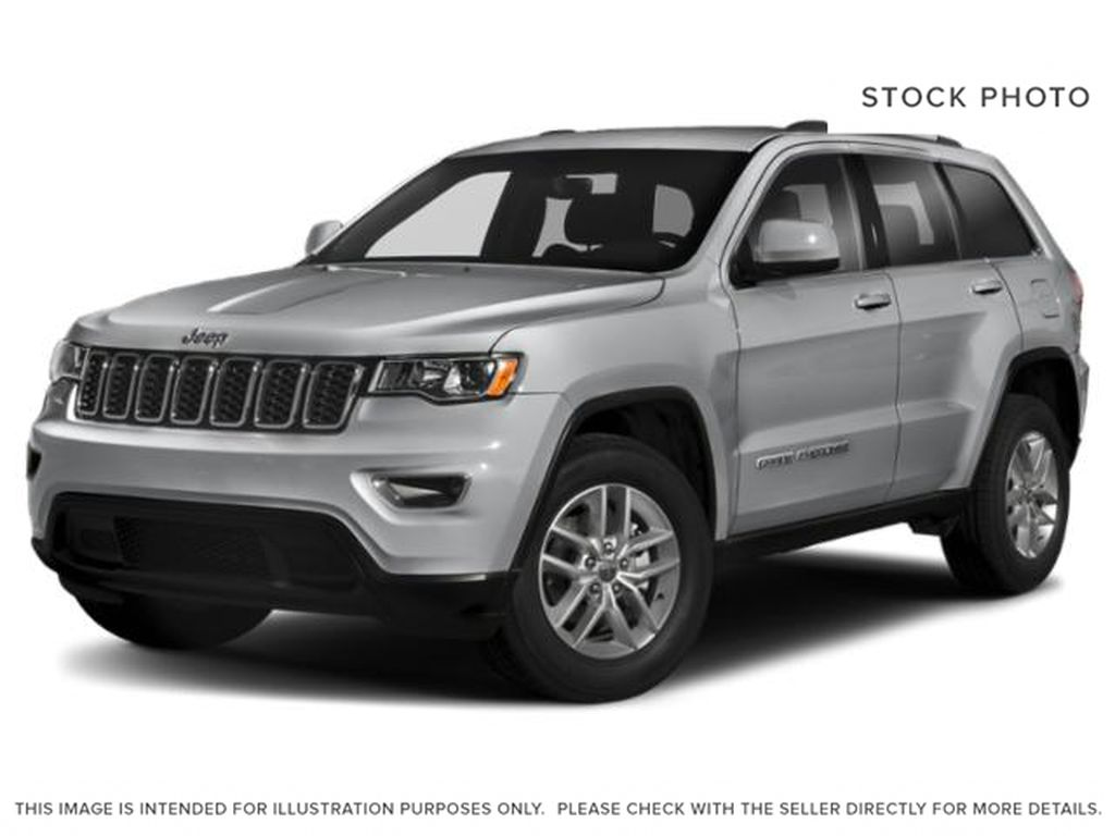 Silver[Billet Metallic] 2018 Jeep Grand Cherokee