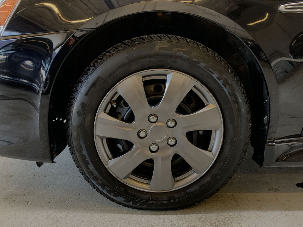 BLACK 2017 Mitsubishi Lancer ES - Backup Cam, Bluetooth, Heated Front Seats Left Front Rim and Tire Photo in Edmonton AB