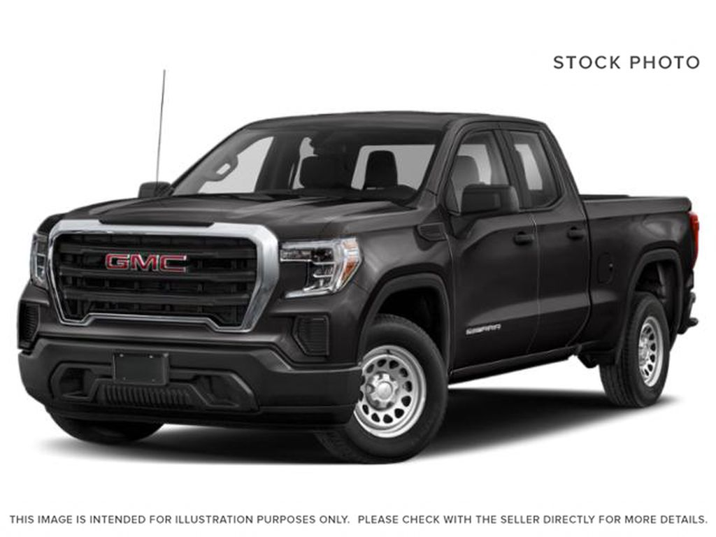 Black 2020 GMC Sierra 1500