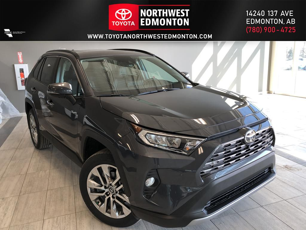Magnetic Grey Metallic 2020 Toyota RAV4