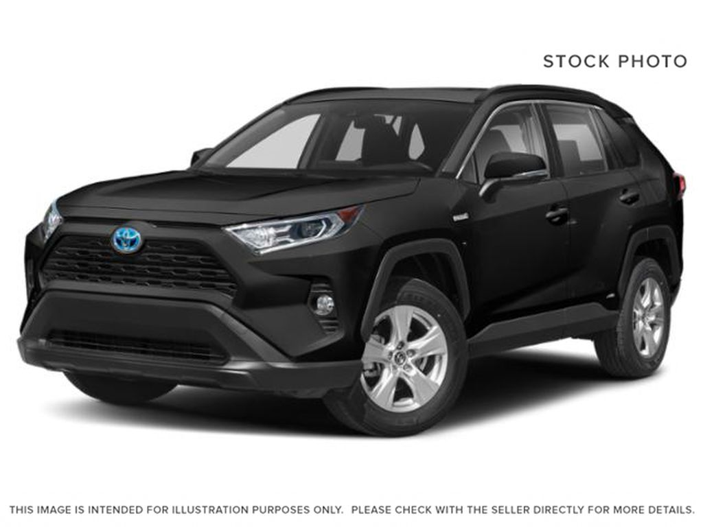 Black[Midnight Black Metallic] 2020 Toyota RAV4