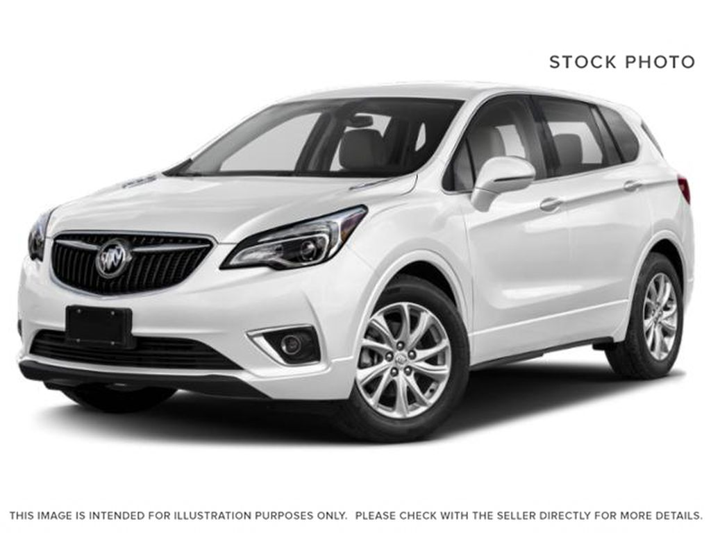 White 2020 Buick Envision