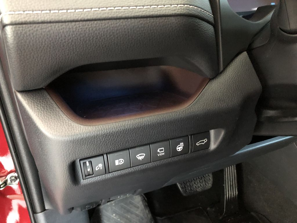 Ruby Flare Pearl 2020 Toyota RAV4 Limited Right Front Corner Photo in Edmonton AB