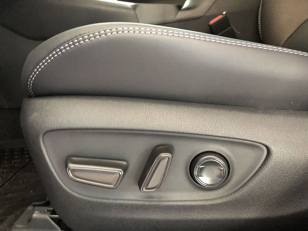 Ruby Flare Pearl 2020 Toyota RAV4 Limited Right Side Front Seat  Photo in Edmonton AB