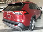 Ruby Flare Pearl 2020 Toyota RAV4 Limited Rear of Vehicle Photo in Edmonton AB