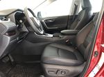 Ruby Flare Pearl 2020 Toyota RAV4 Limited Central Dash Options Photo in Edmonton AB