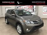 Gray[Pyrite Mica] 2014 Toyota RAV4 Limited Primary Listing Photo in Sherwood Park AB