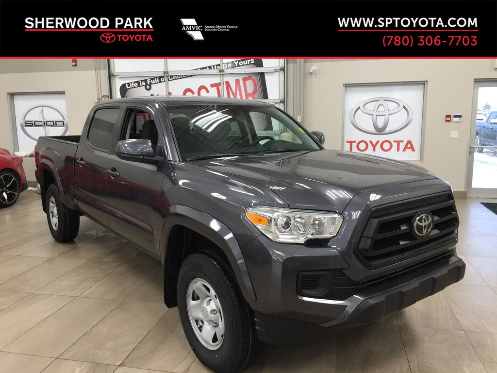 Gray[Magnetic Grey Metallic] 2020 Toyota Tacoma