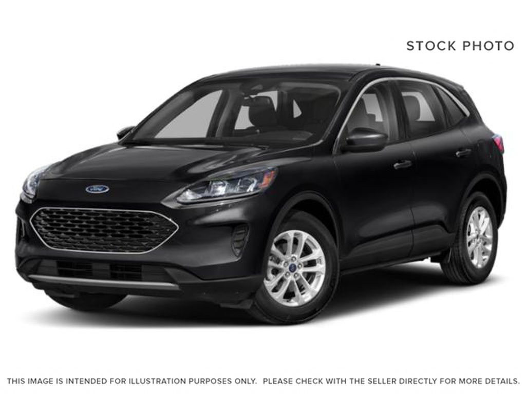 Black[Agate Black Metallic] 2020 Ford Escape