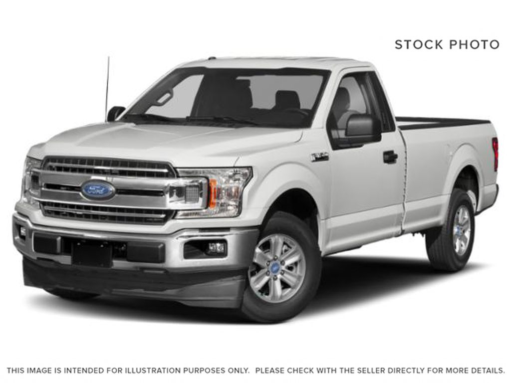 Brown 2018 Ford F-150