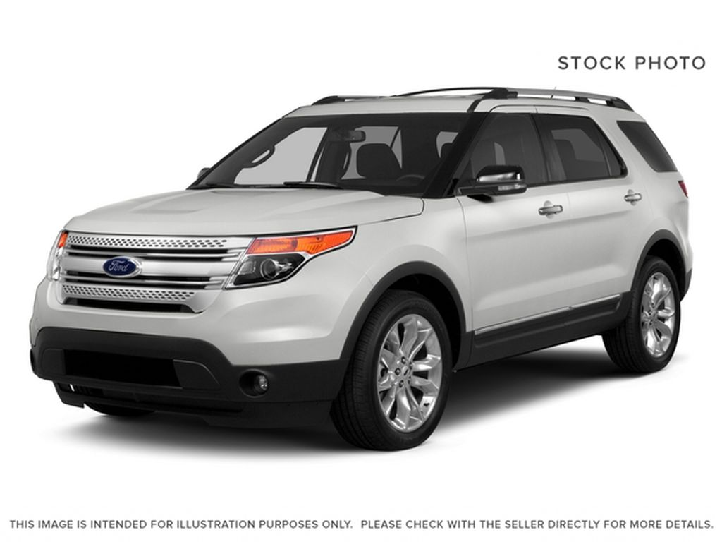 UNKNOWN 2015 Ford Explorer