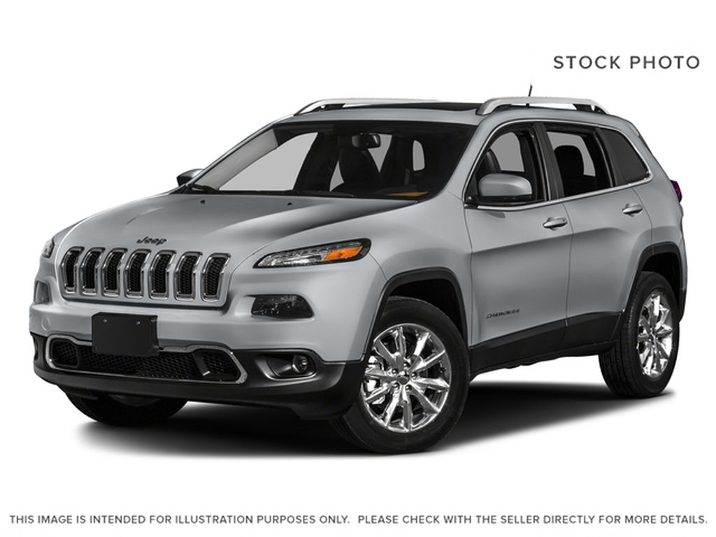 Silver[Billet Metallic] 2017 Jeep Cherokee