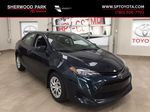 Blue[Galactic Aqua Mica] 2017 Toyota Corolla LE Primary Listing Photo in Sherwood Park AB