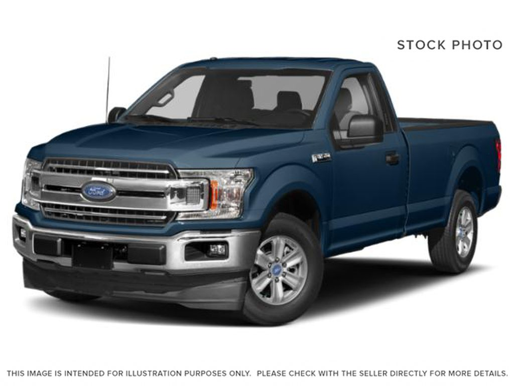 Blue[Blue Jeans Metallic] 2018 Ford F-150