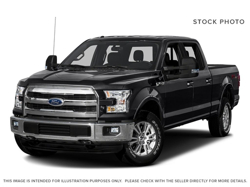 Black[Shadow Black] 2016 Ford F-150