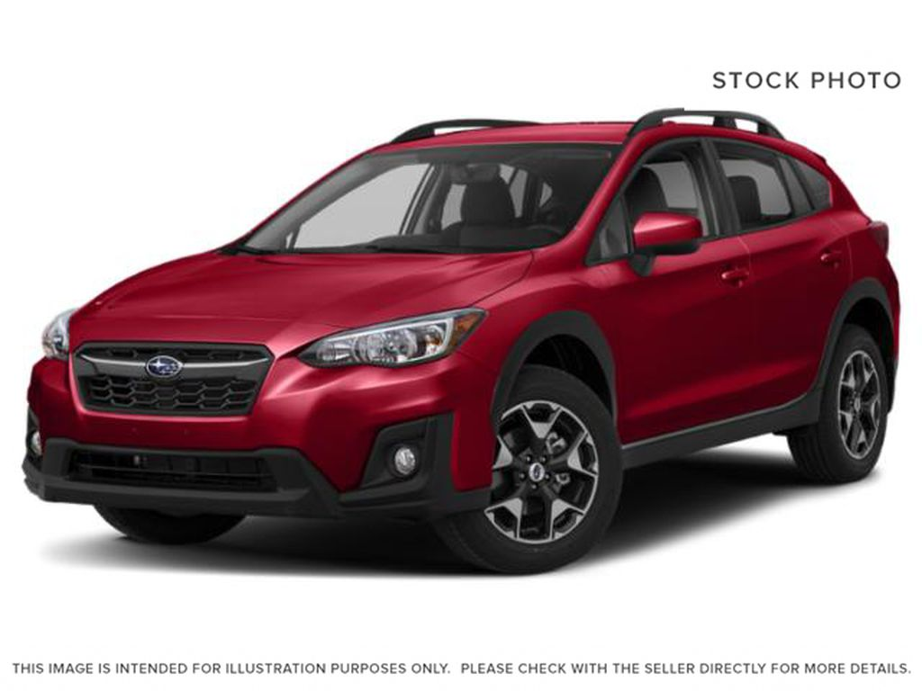 Red[Pure Red] 2020 Subaru Crosstrek