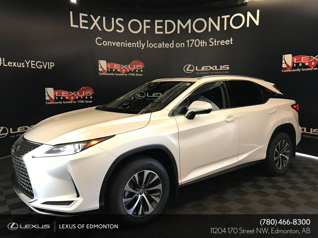 Eminent White Pearl 2020 Lexus RX