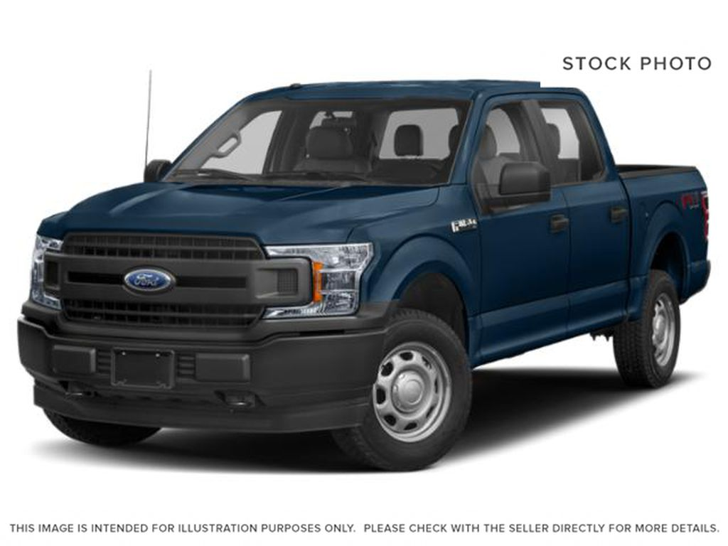 Blue[Blue Jeans Metallic] 2020 Ford F-150