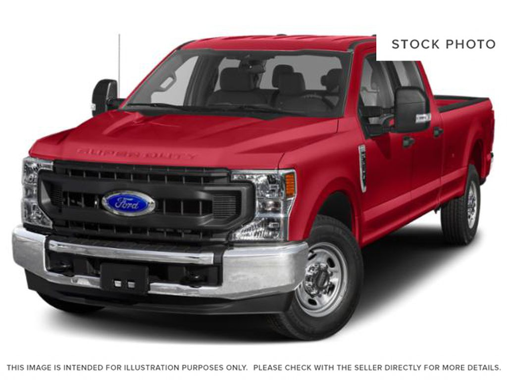 Red[Race Red] 2020 Ford Super Duty F-250 SRW
