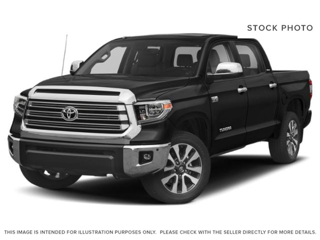 Black[Midnight Black Metallic] 2020 Toyota Tundra