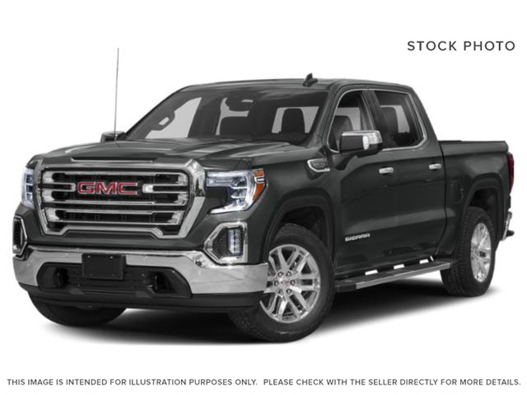 Gray[Dark Sky Metallic] 2020 GMC Sierra 1500