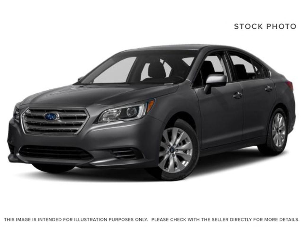 Gray[Carbide Gray Metallic] 2016 Subaru Legacy