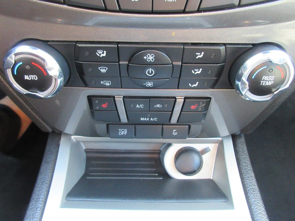 Black[Black] 2012 Ford Fusion Driver's Side Door Controls Photo in Okotoks AB