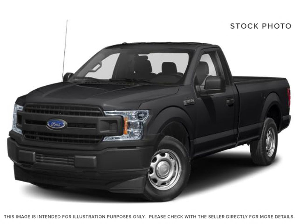 Black[Agate Black] 2020 Ford F-150
