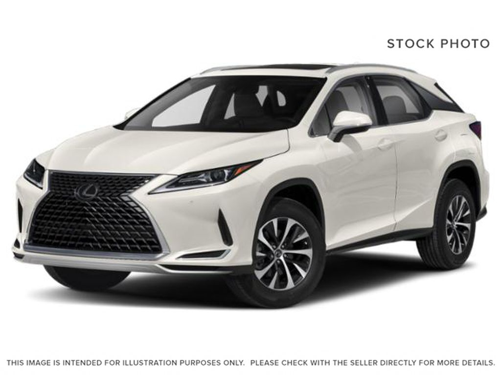 Eminent White Pearl 2020 LEXUS RX 350 Executive Package