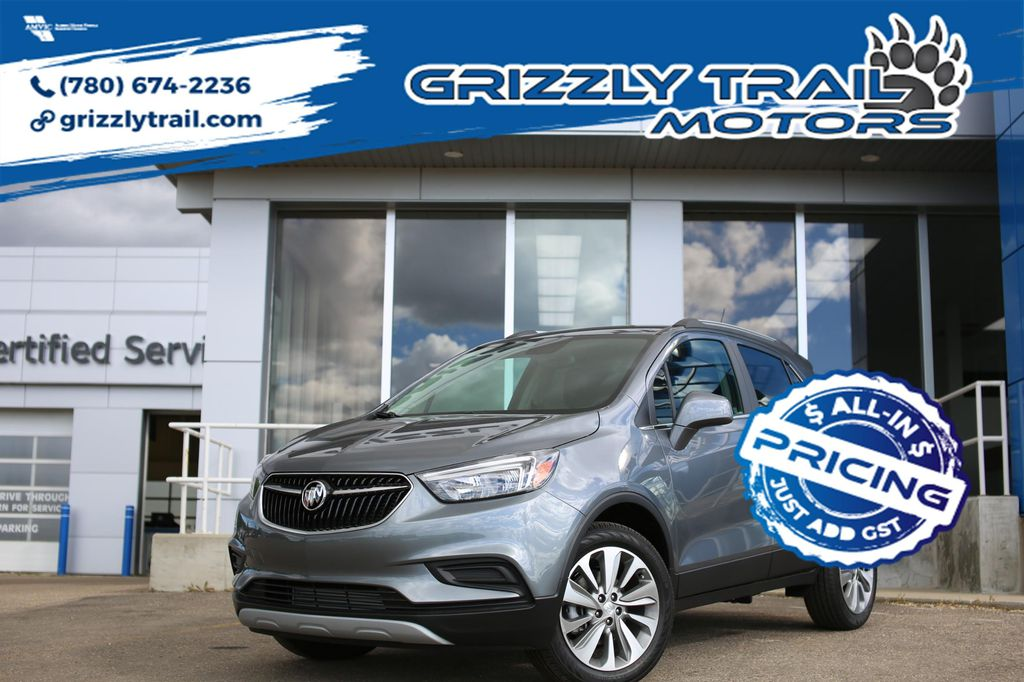 Dark Grey 2020 Buick Encore
