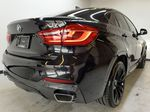 BLACK 2018 BMW X6 xDrive35i Sports Activity Coupe -  NAV, Red Leather, Memory Seat Right Rear Corner Photo in Edmonton AB
