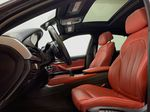 BLACK 2018 BMW X6 xDrive35i Sports Activity Coupe -  NAV, Red Leather, Memory Seat Left Front Interior Photo in Edmonton AB