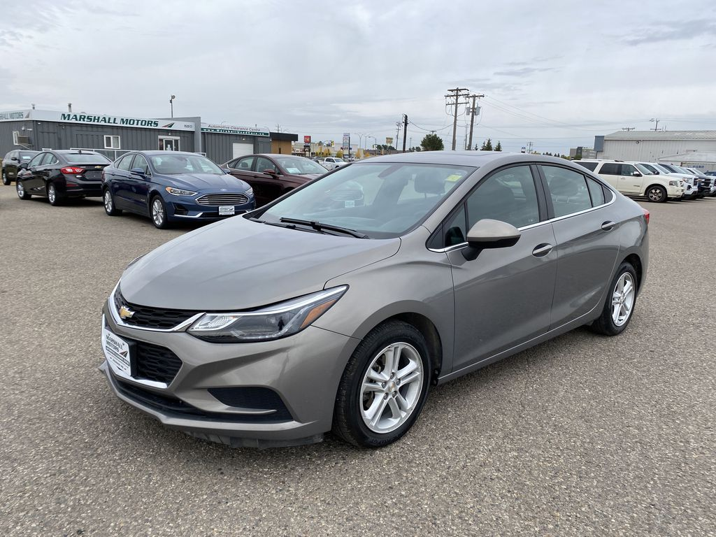 Other 2018 Chevrolet Cruze 4dr Sdn 1.4L LT w/1SD *Heated Seats**Remote Start**Bluetooth*