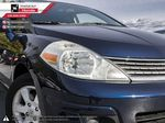 Blue - Blueberry Metallic 2008 Nissan Versa Right Rear Corner Photo in Kelowna BC