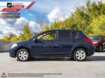 Blue - Blueberry Metallic 2008 Nissan Versa Odometer Photo in Kelowna BC