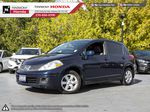 Blue - Blueberry Metallic 2008 Nissan Versa Primary Listing Photo in Kelowna BC