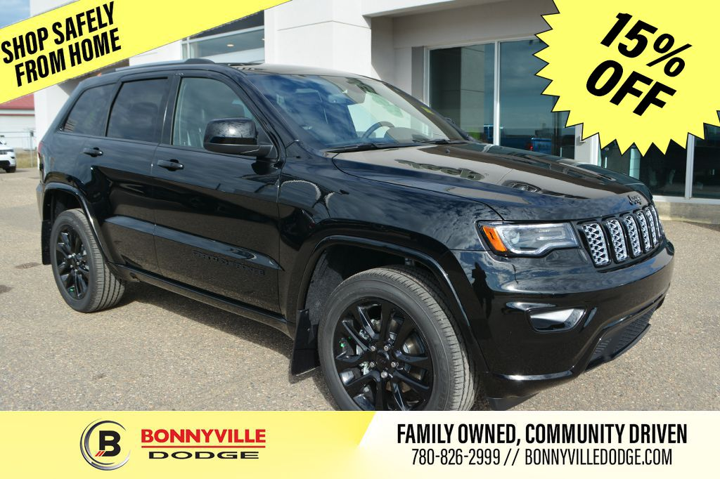 Black[Diamond Black Crystal Pearl] 2020 Jeep Grand Cherokee