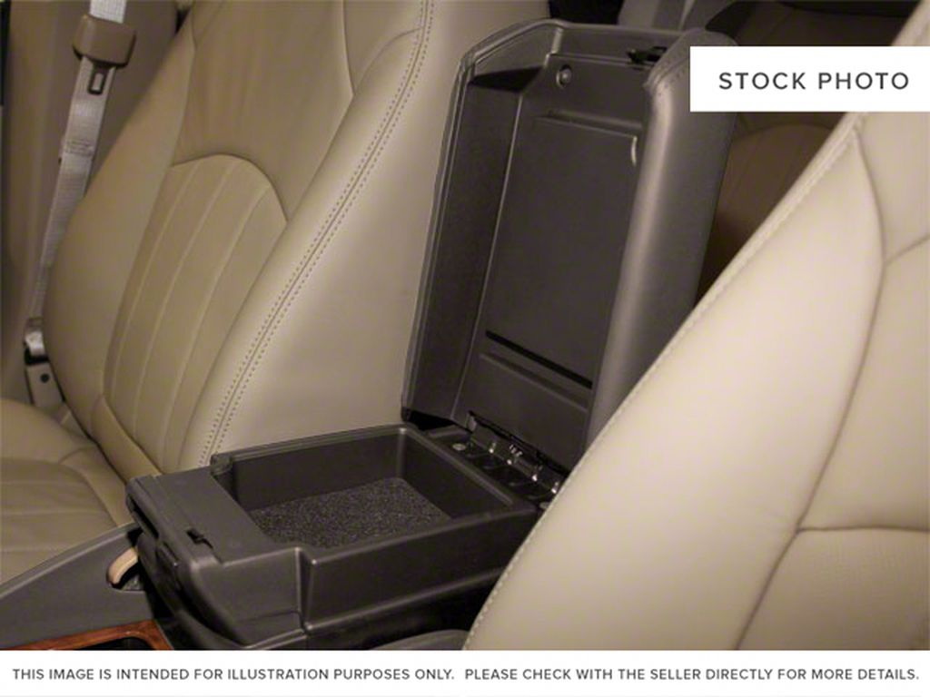 2011 Buick Enclave Center Console Photo in Medicine Hat AB
