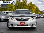 Silver - Classic Silver Metallic 2009 Toyota Camry Left Front Interior Photo in Kelowna BC