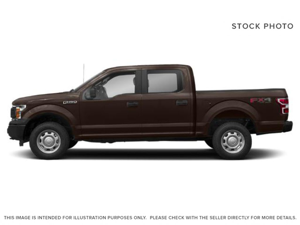Red[Magma] 2020 Ford F-150 Left Side Photo in Dartmouth NS