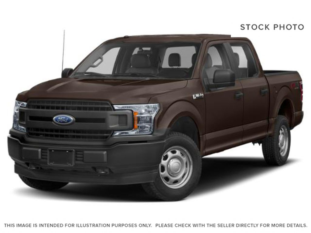Red[Magma] 2020 Ford F-150